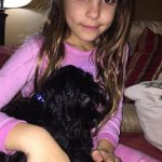 Gee and her second pup from Canyon HIlls Havanese